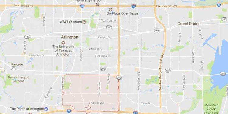 #10 -- 76014: Arlington, TX
