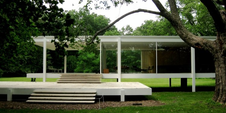 Mies van der Rohe is the