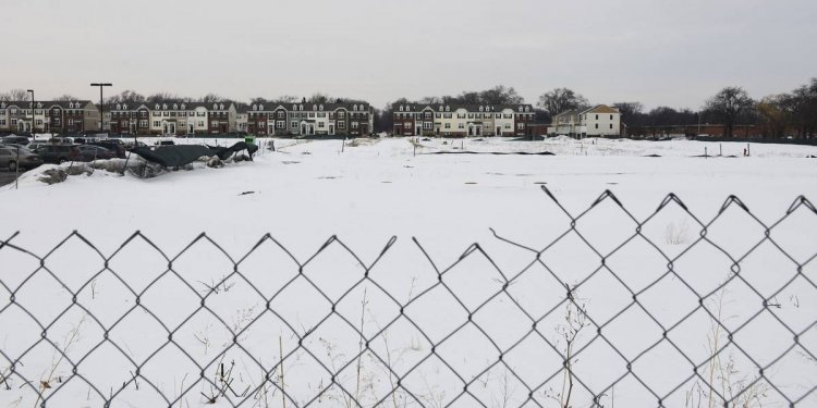 Arlington Market homes plan