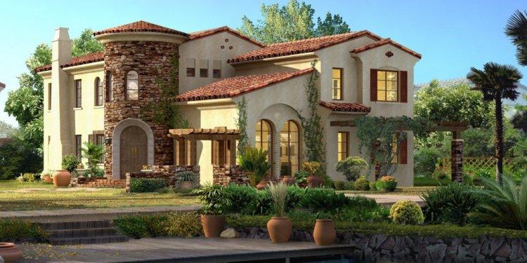 Home wallpaper beautiful home