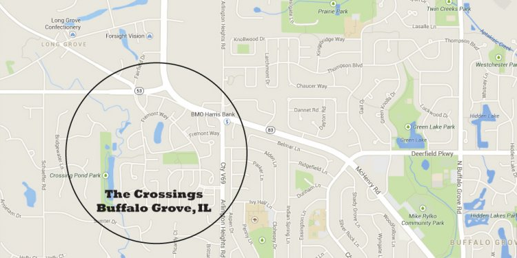 The Crossings, Buffalo Grove