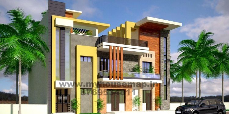 3d elevation of house free