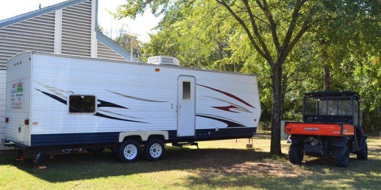 Camper Rental Dallas Texas