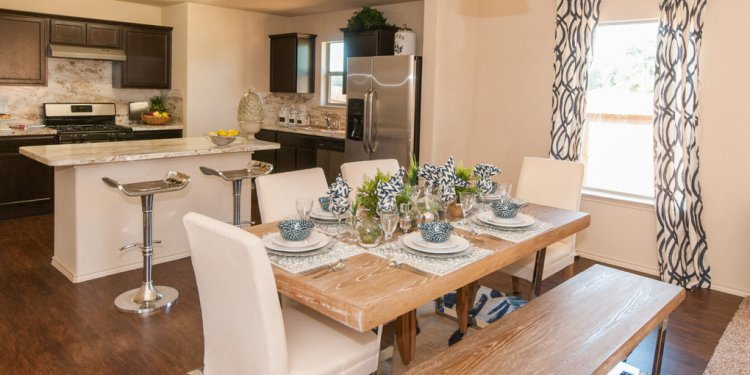 Express Homes offers new homes