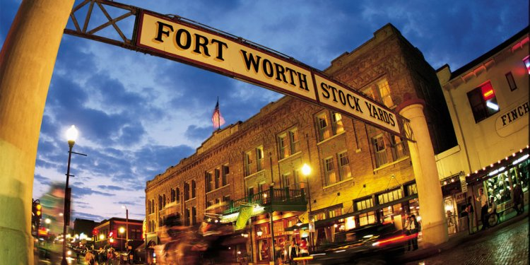 Fort Worth, TX: A Hidden Gem