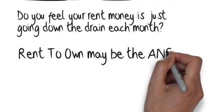 Free List of Rent To Own Homes