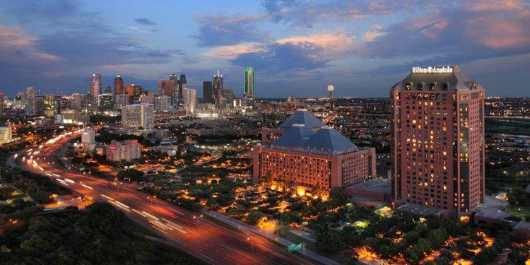 Hilton Anatole Hotel, Dallas