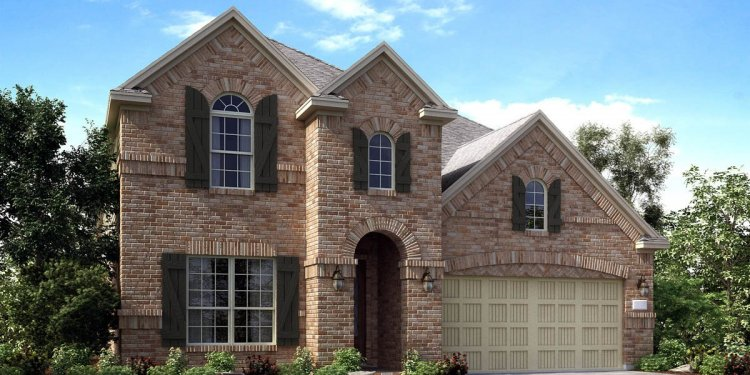 Houston Area New Homes for