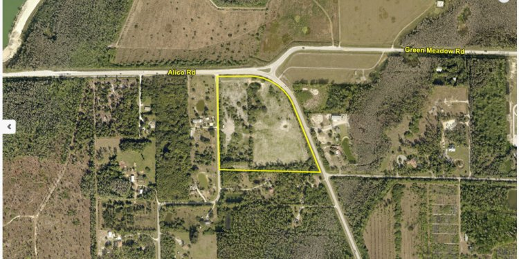 Land for sale in Fort Myers FL