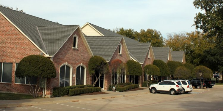 Property situated near Dallas