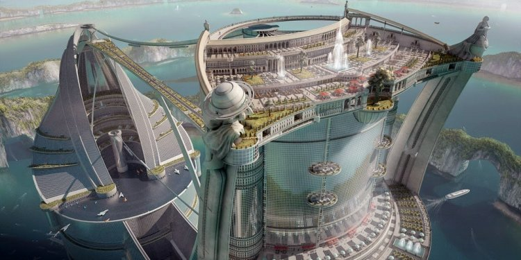 Future Architecture - Ocean