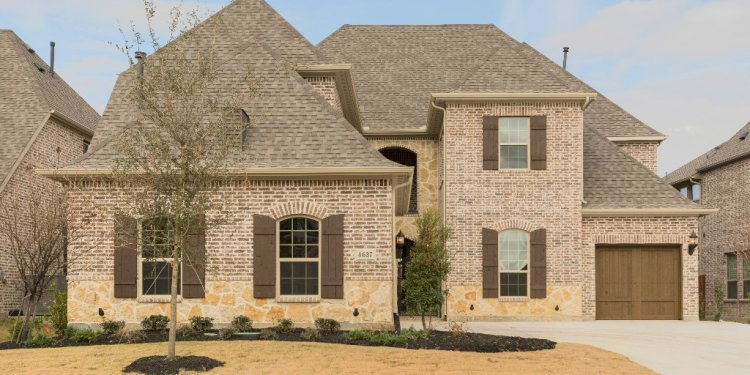 New Homes in Carrollton