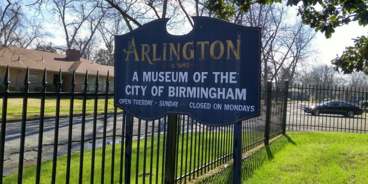 Photo of Arlington Antebellum