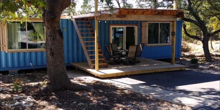 Containers Tiny House Talk