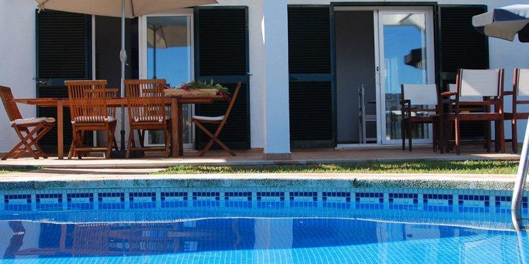 Rent houses Menorca El
