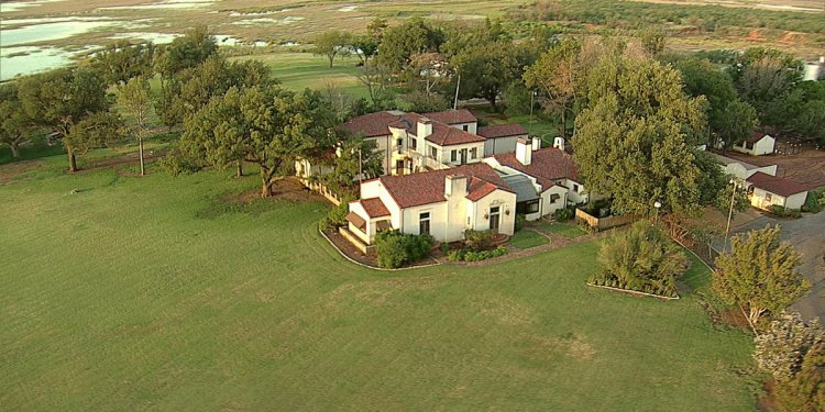 Sale of Texas Waggoner Ranch