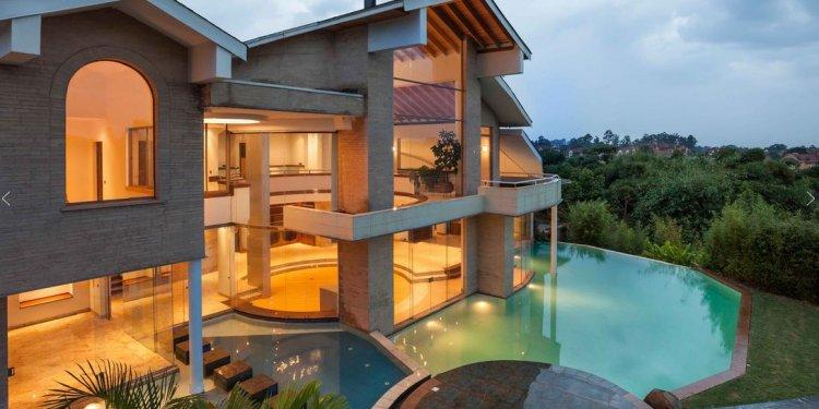 Kenya houses 1