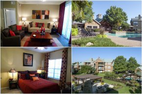 2-bedroom apartments at Club At Fossil Creek in Fort Worth