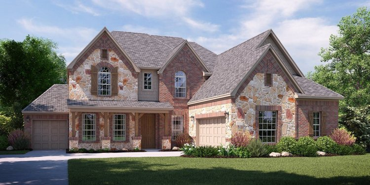 New construction in Frisco TX