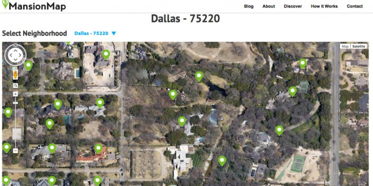 Dallas Most Expensive Homes