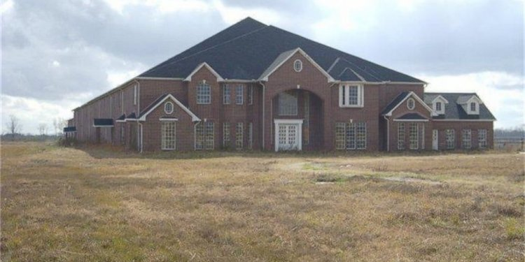 Big House in Texas