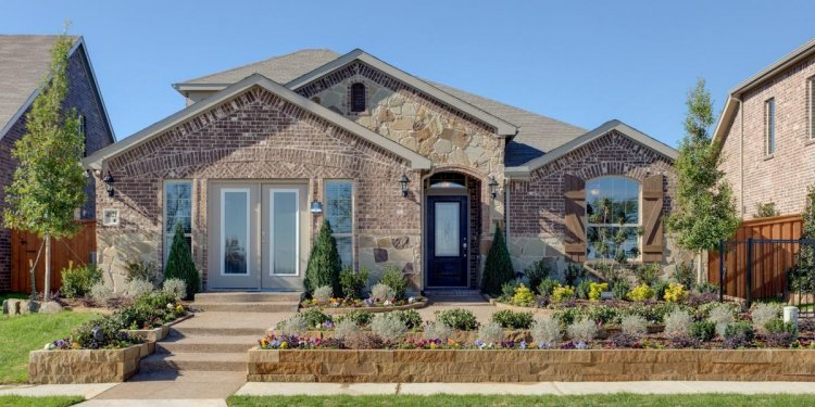 New Homes Builders DFW Metroplex