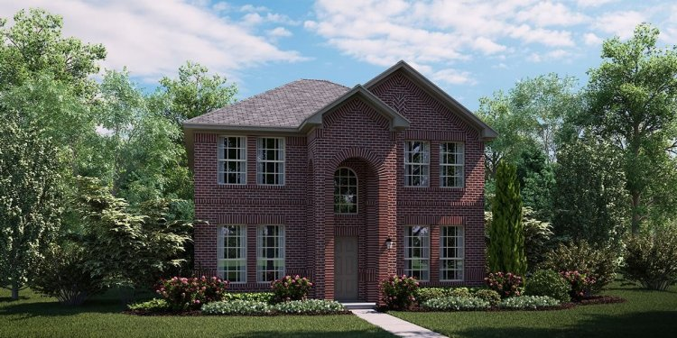 LGI Homes in Fort Worth Texas