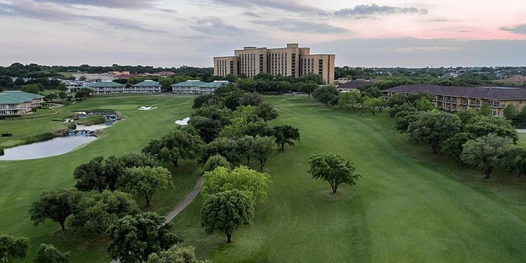 Las Colinas Golf Dallas