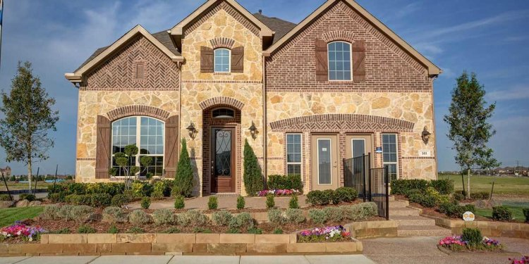 Plano Texas new Homes