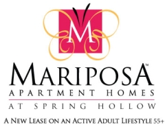 Mariposa Apartment Homes at Spring Hollow - Logo