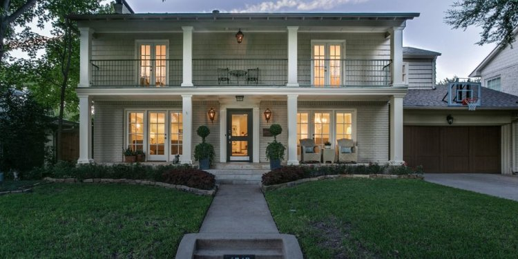 Homes For Sale in Highland Park Dallas