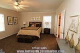 Oversized Master Bedroom enough room to put your home gym