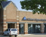 Alliance TX zip code