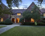 Homes in Highland Park Dallas