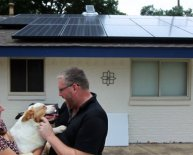 Solar panels for Home Dallas