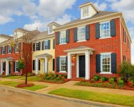 Townhomes in Fort Worth Texas