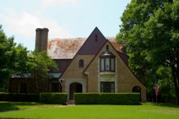tudor style homes dallas texas